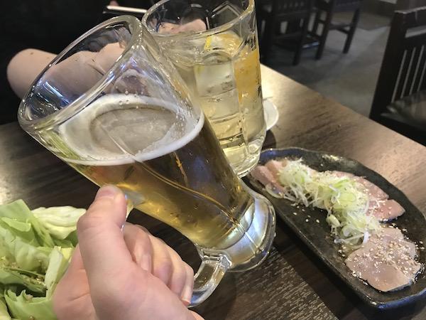 熊谷で16時から飲める店、見つけました。