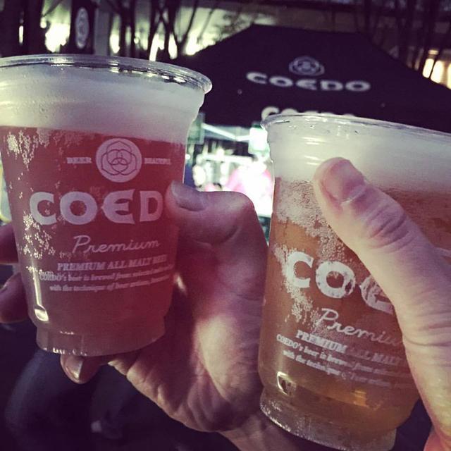 コエドビール祭