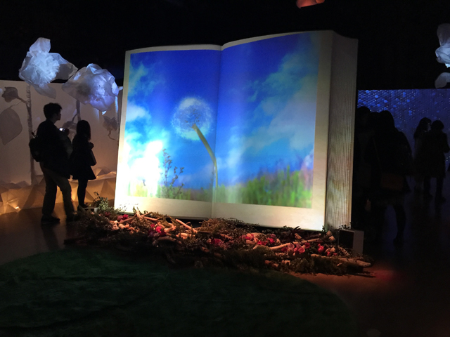 【FLOWER BY NACKED】BIG BOOK, BIG FLOWERS