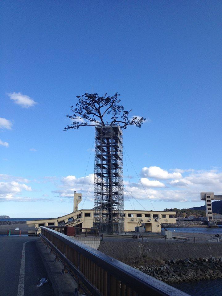 2013年5月の陸前高田