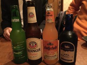 クラフトビール♡